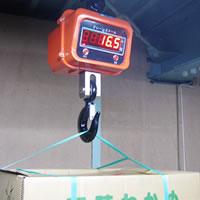 詳細写真02 充電式リモコン付きデジタルクレーンスケール5t(5000K)